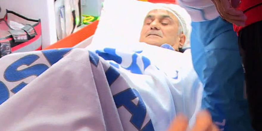 Savcılık: Şenol Güneş'i yaralayan yakalandı