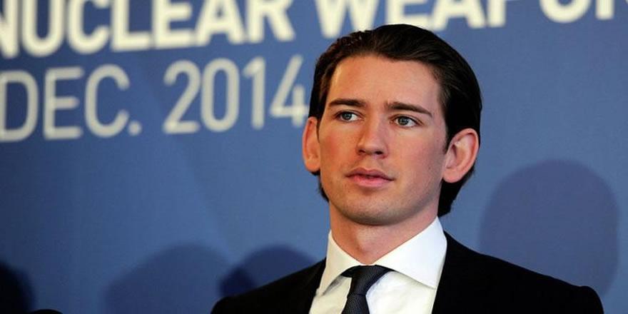 Avusturya Başbakanı Kurz'dan sert sözler! 'İzin vermeyeceğiz'