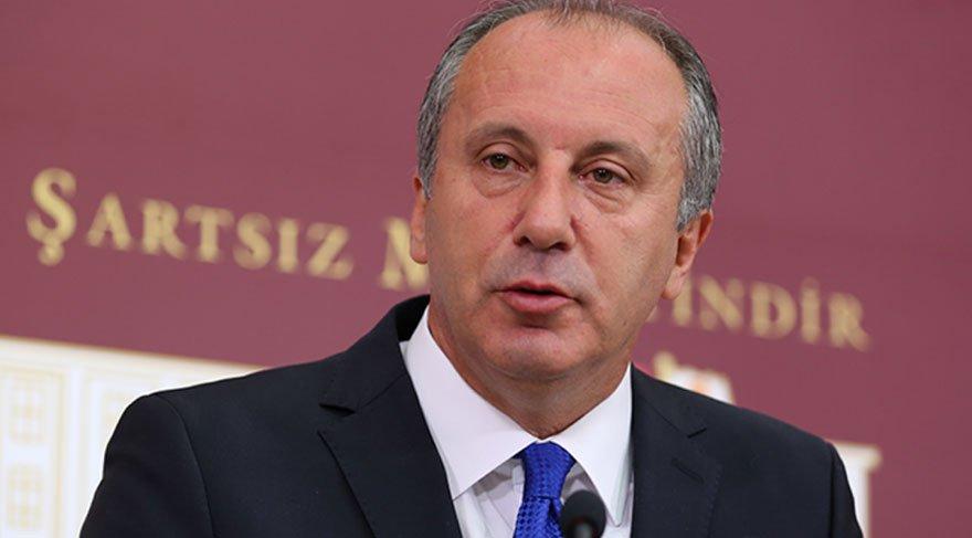 Muharrem İnce'den Kılıçdaroğlu ile yaptığı görüşme sonrası açıklama