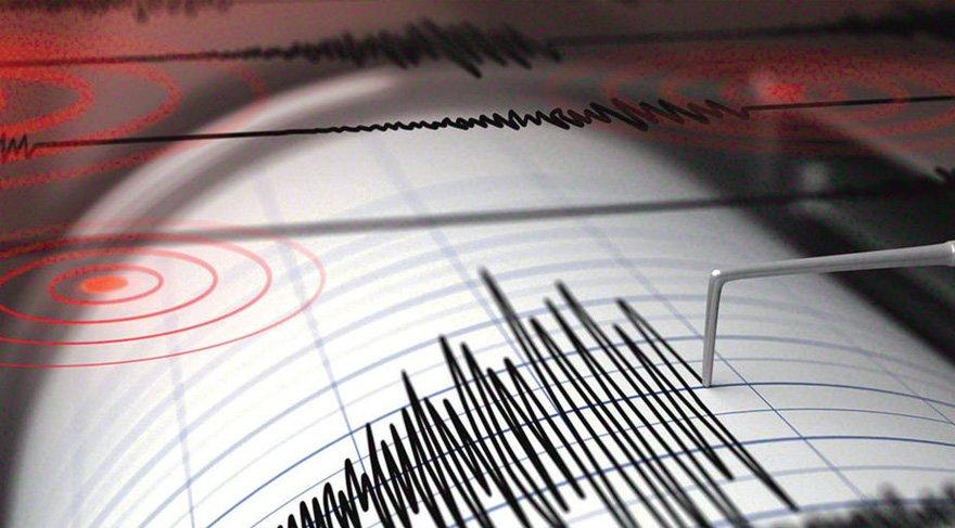 Bodrum sallandı! Art arda depremler