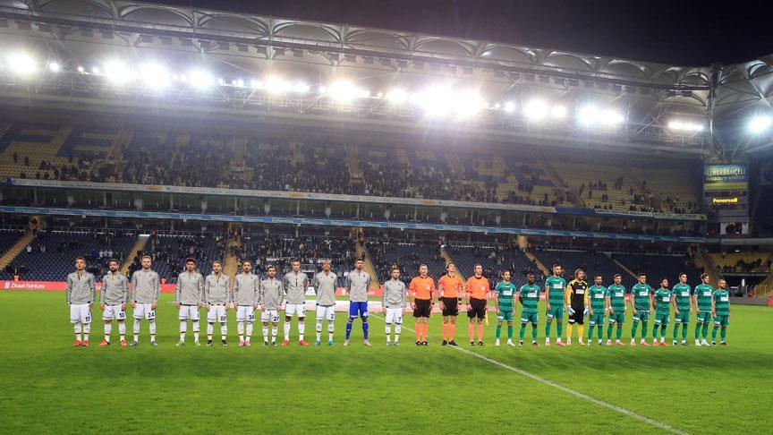 Giresunspor ile Fenerbahçe'nin yolları bir kez daha kesişti