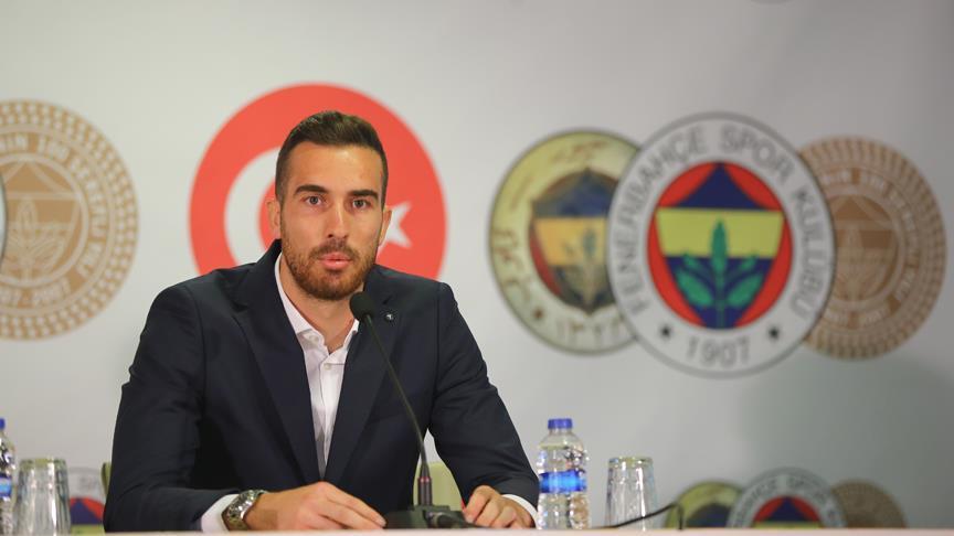 Fenerbahçe'nin kalecisi Tekin: İçinde bulunduğumuz durum kabul edilebilir değil