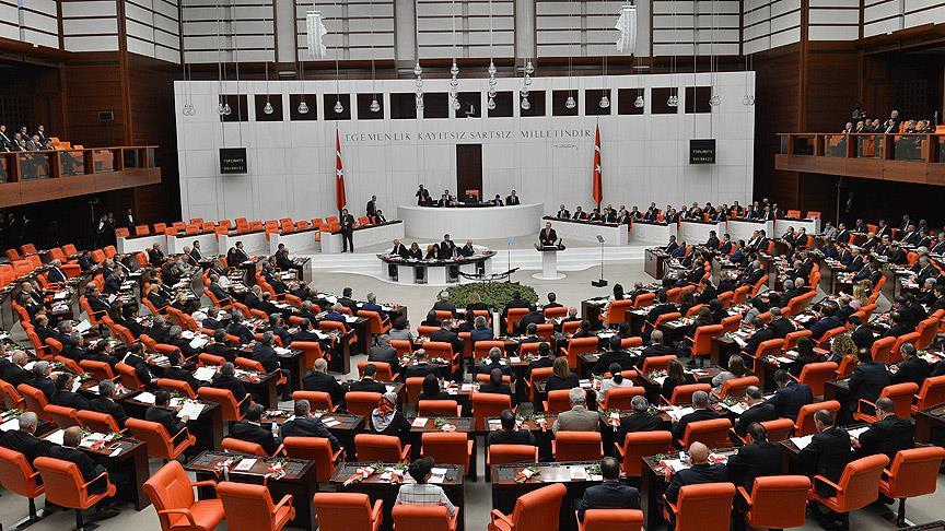 Son Dakika! Erken Seçim Önergesi Meclis'te 386 Oyla Kabul Edildi