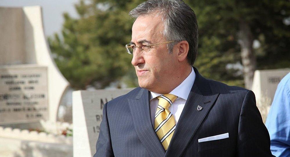 Cengiz Topel Yıldırım, Akşener'le görüştü