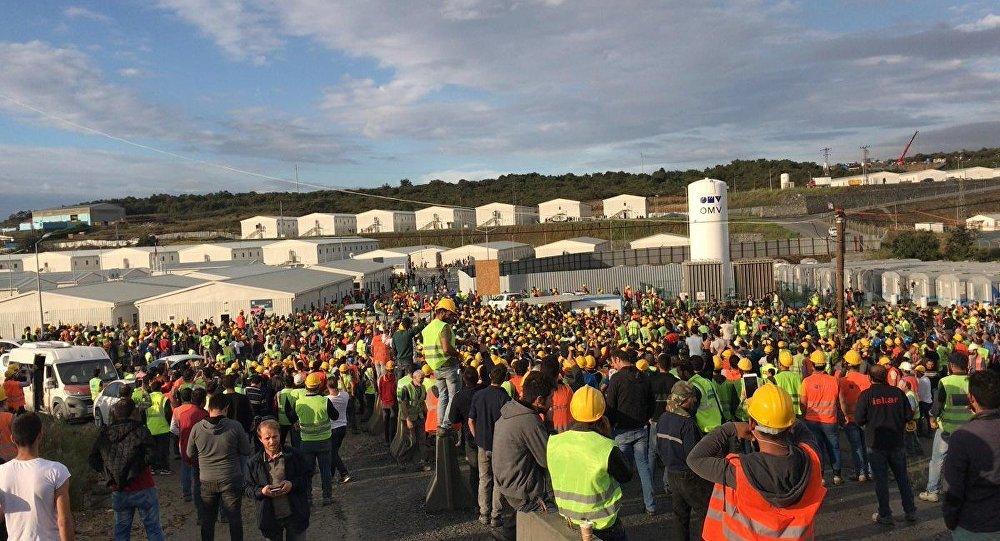 30 havalimanı işçisi için tahliye kararı