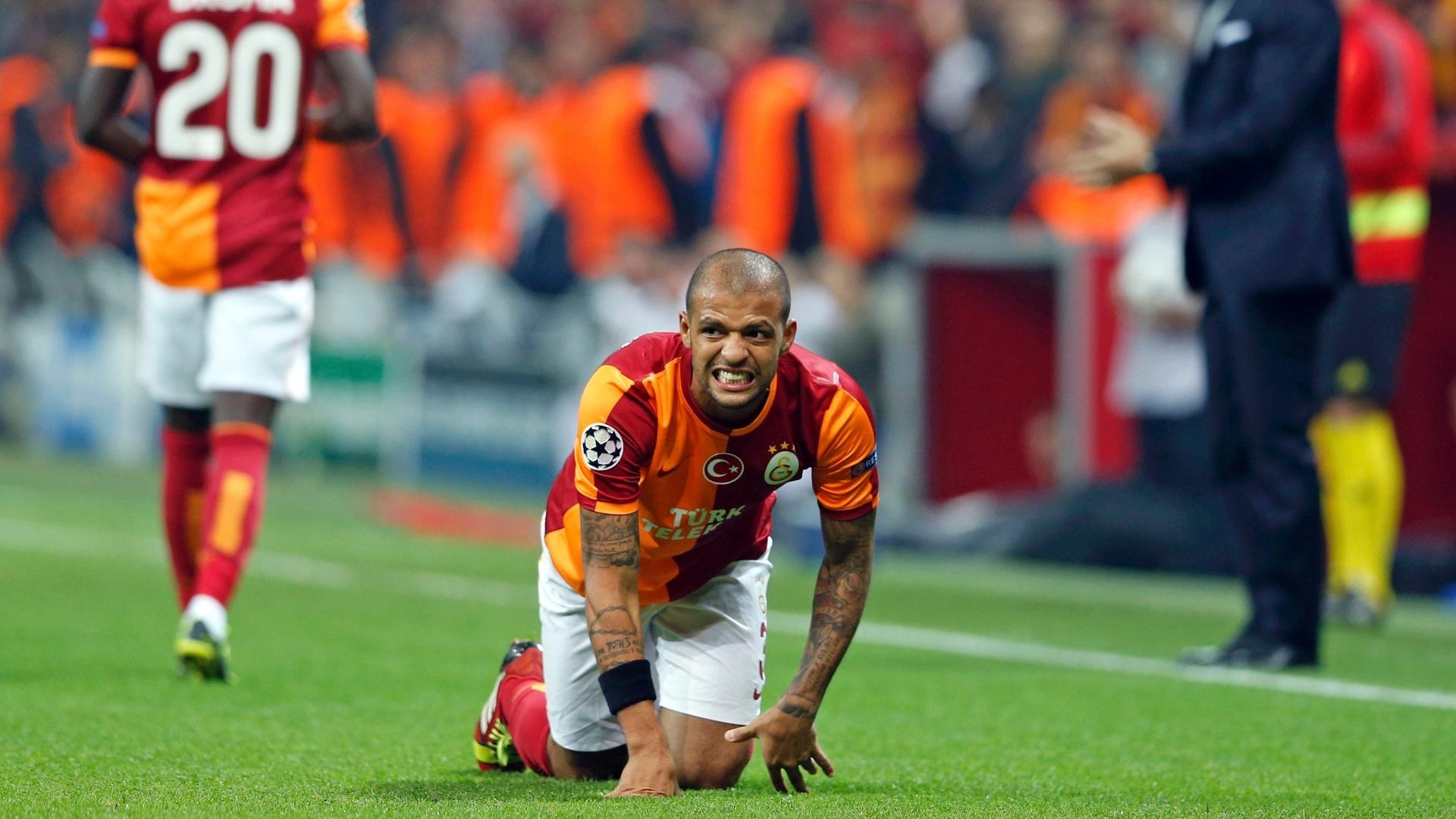 'Galatasaray, sezon sonuna kadar Felipe Melo'yu kiralayacak'