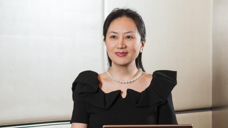 Huawei CFO'su tutuklandı!
