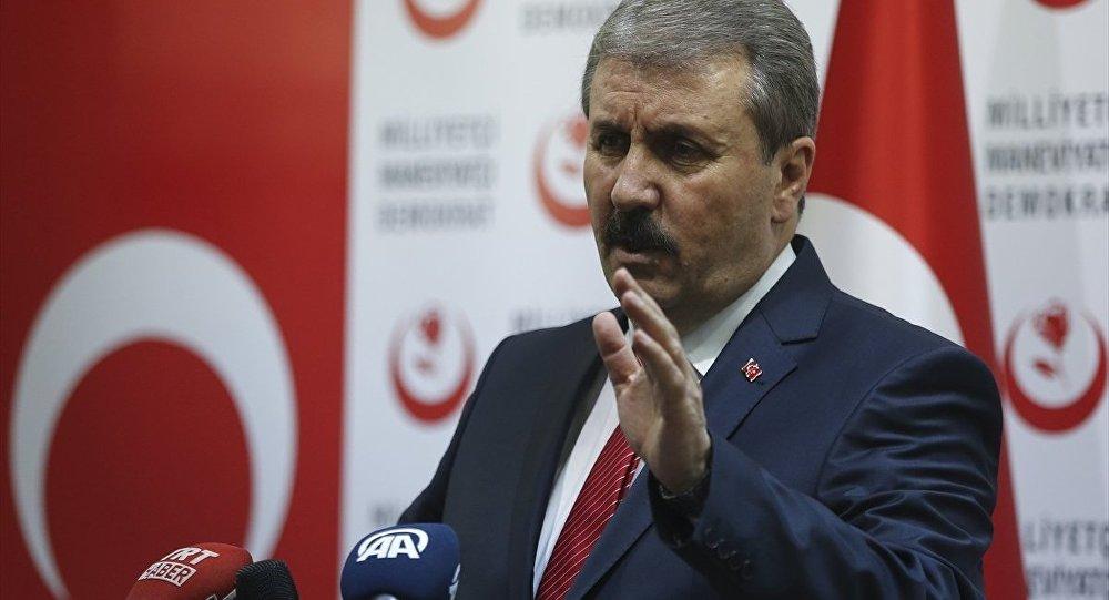 BBP, Ankara ve İzmir'de aday çıkarmayacak