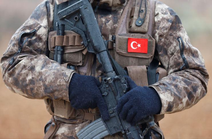 'Zeytin Dalı' bilançosu: Askerler dahil 188 kişi hayatını kaybetti