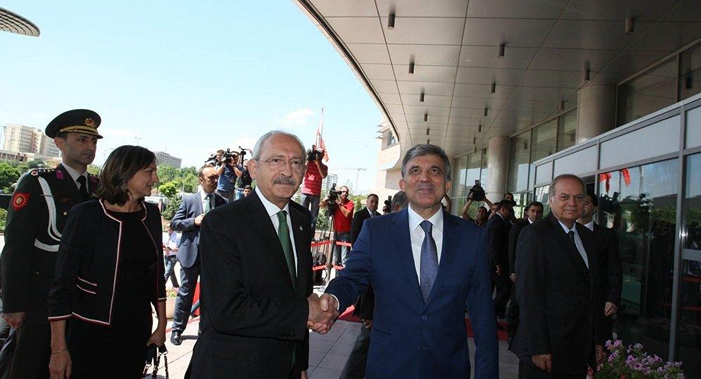 Abdülkadir Selvi: Kılıçdaroğlu, Gül'le görüştü