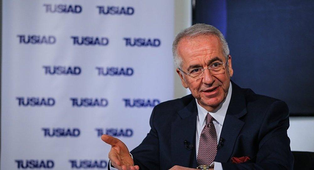 TÜSİAD Başkanı Bilecik'ten kriz açıklaması