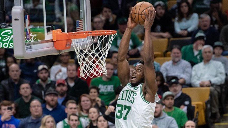 Celtics zorlanmadı