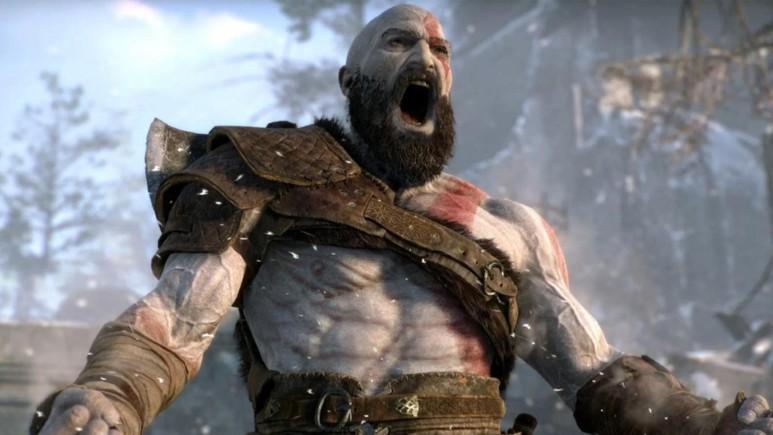 Yılın Oyunu God of War seçildi!