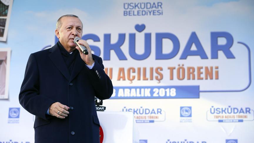 Erdoğan'dan Danıştay savcısına sert sözler: Sen kimsin!