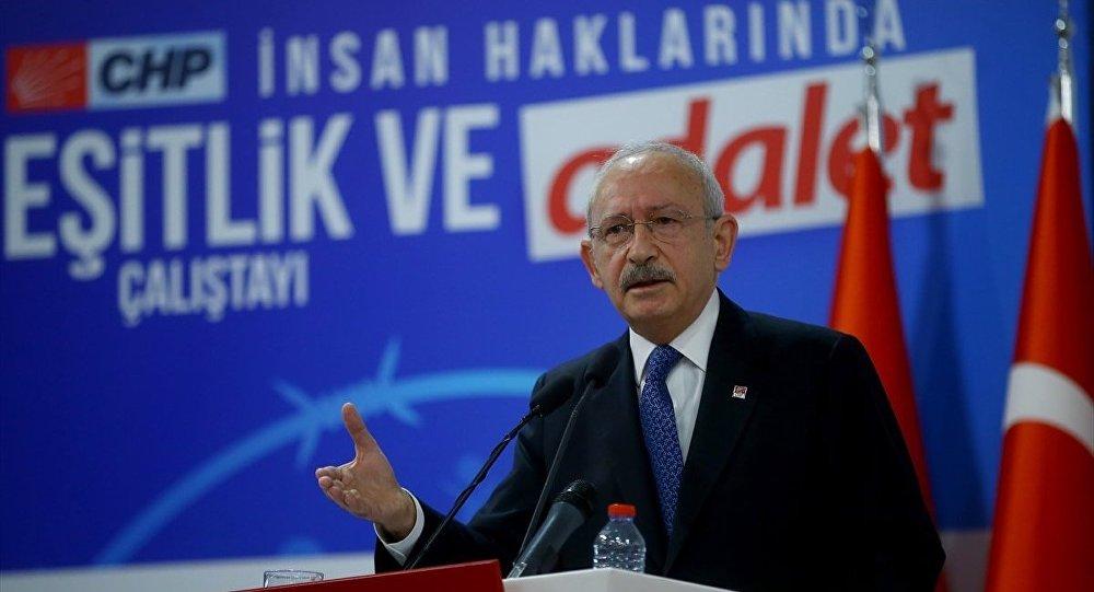 Kemal Kılıçdaroğlu: Ciddi bir sorunumuz var demektir