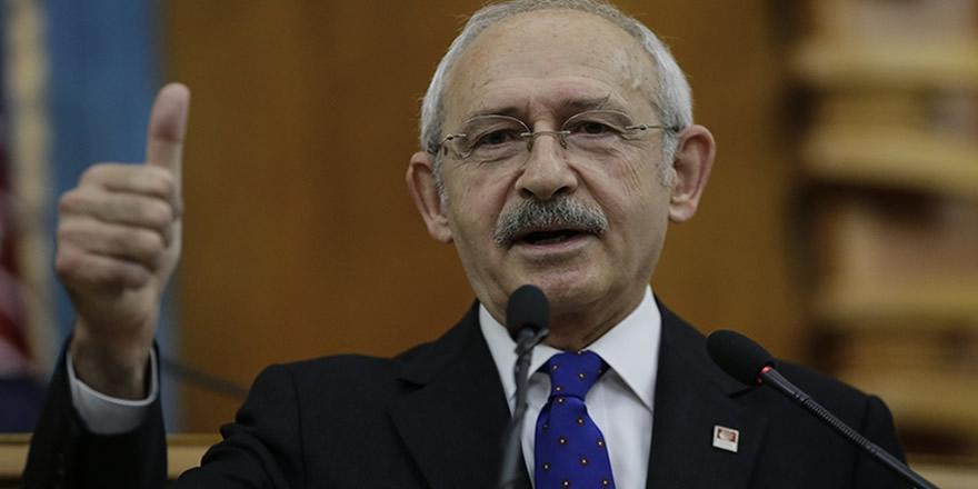 """Kemal Kılıçdaroğlu'ndan """"ittifak"""" açıklaması"""