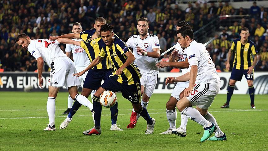 Fenerbahçe Trnava deplasmanında