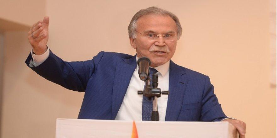 Mehmet Ali Şahin: Erken seçim kararı CHP'yi şok etti!