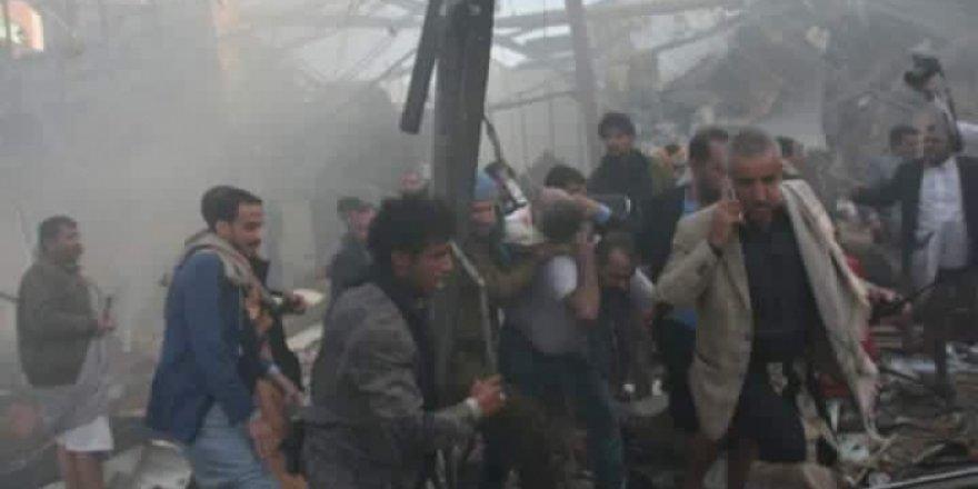 Yemen'de koalisyon güçleri sivilleri vurdu: 14 ölü, 4 yaralı!