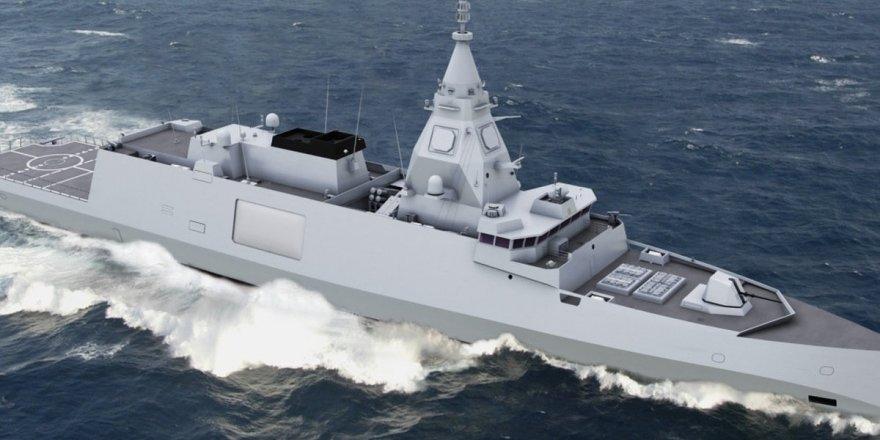 Yunanistan, Suriye'yi vuran savaş gemilerini Fransa'dan kiralayacak!