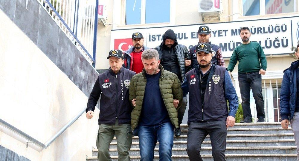Fevziye Cengiz'i darp eden polis memuru rüşvetten tutuklandı