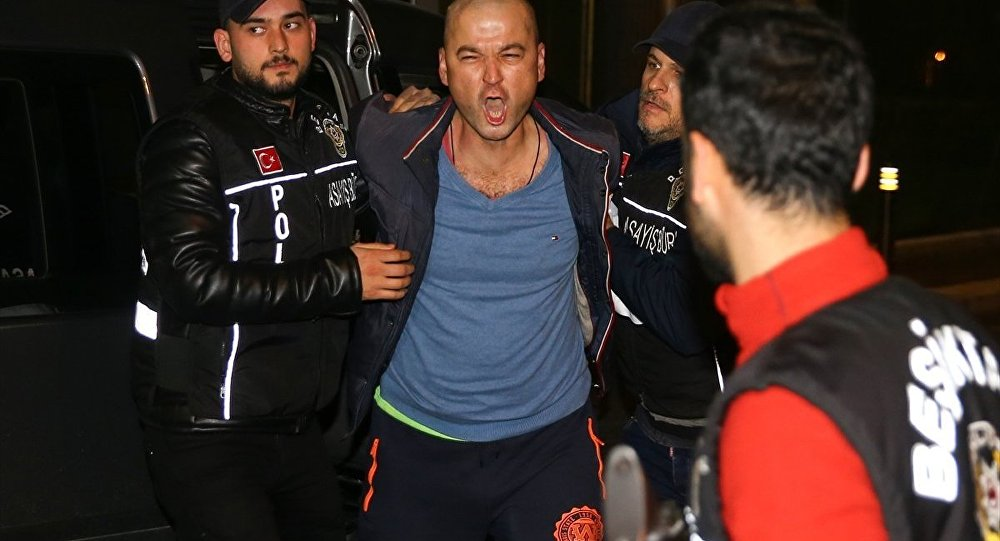 Murat Özdemir adliyeye sevk edildi: Papağana işkence yapmadım