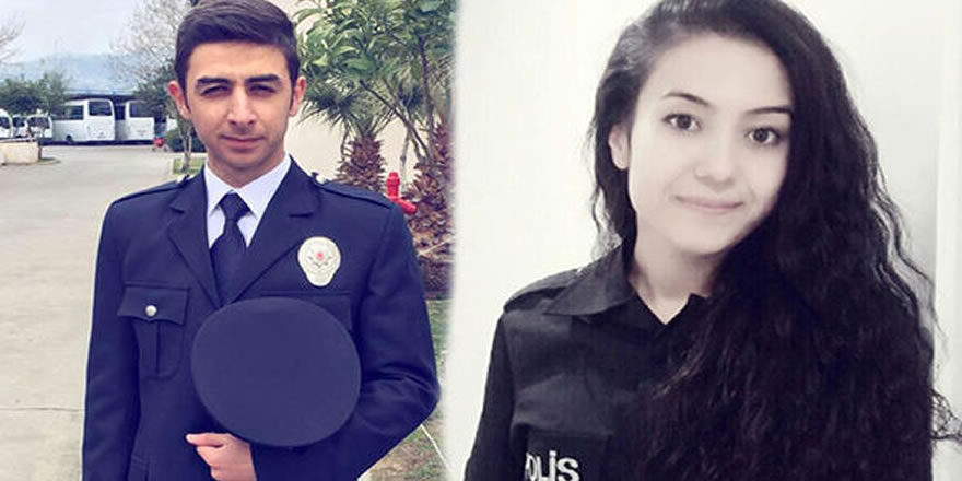 Ümran polisi vuran meslektaşı için karar