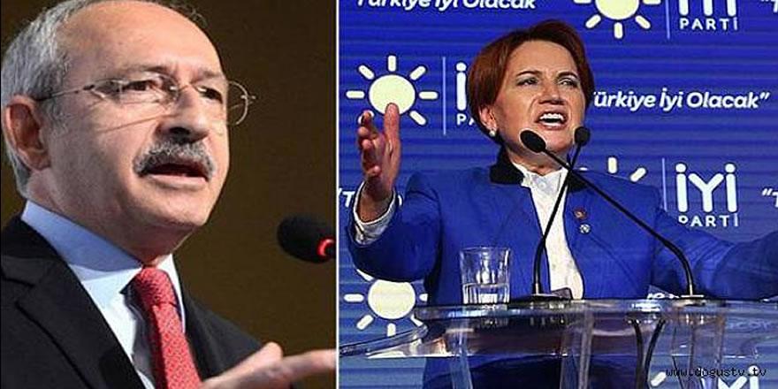 'CHP ile İYİ Parti yarın bir araya gelecek'