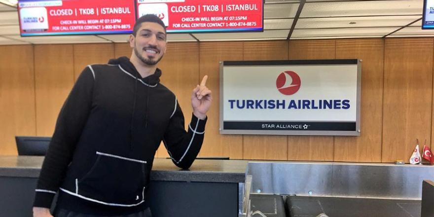 FETÖ'cü Enes Kanter'den çarpıcı Türkiye paylaşımı