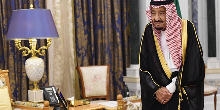 Suudi Arabistan'da darbe drone çıktı
