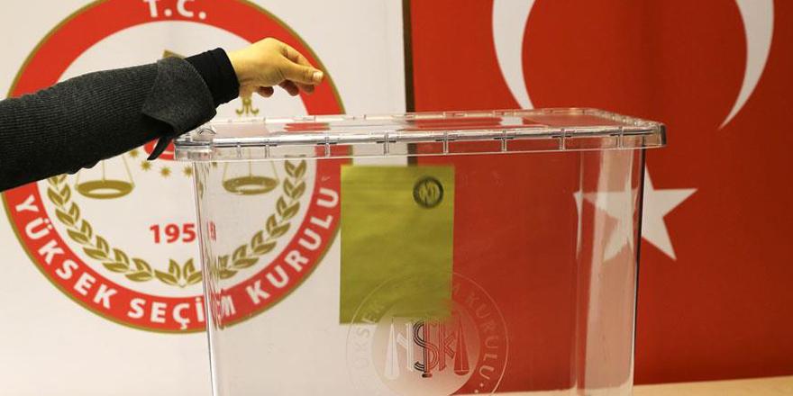 YSK'nin seçim kararları Resmi Gazete'de