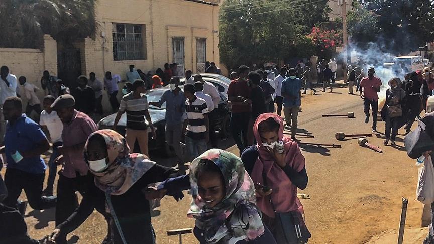 Sudan'daki gösterilerde ölü sayısı 3'e yükseldi