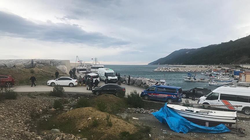 Sinop açıklarında balıkçı teknesi battı: 1 ölü