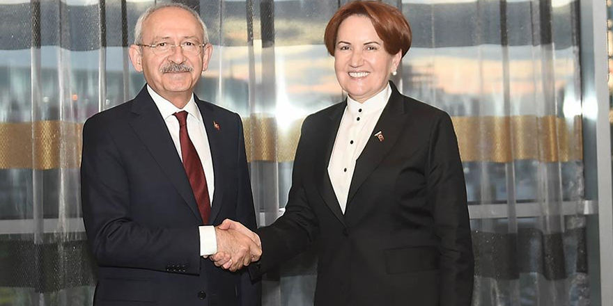 Kılıçdaroğlu ve Akşener gizlice görüşmüş