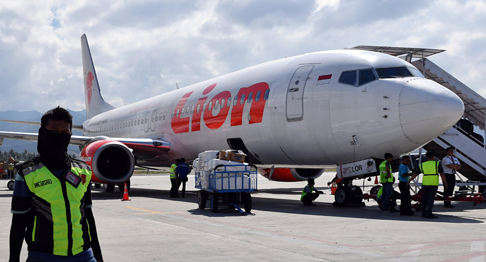 Endonezya'da düşen uçakta ikinci karakutu bulundu