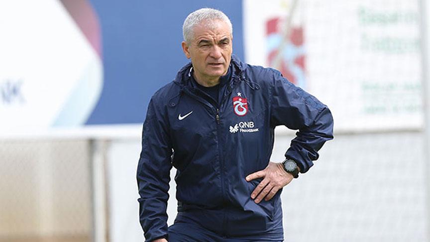 Trabzonspor Teknik Direktörü Çalımbay: Bizim de hedefimiz var