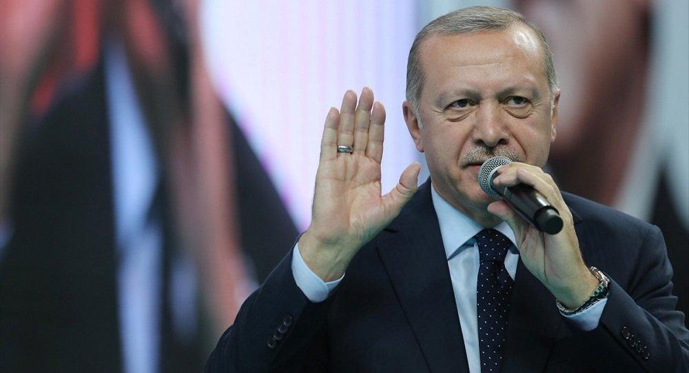 Erdoğan, AK Parti'nin Samsun adaylarını açıkladı