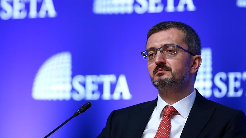 SETA Genel Koordinatörü Prof. Dr. Duran: Türkiye, devlet dışı aktörlerin alanını kapatmaya çalışıyor