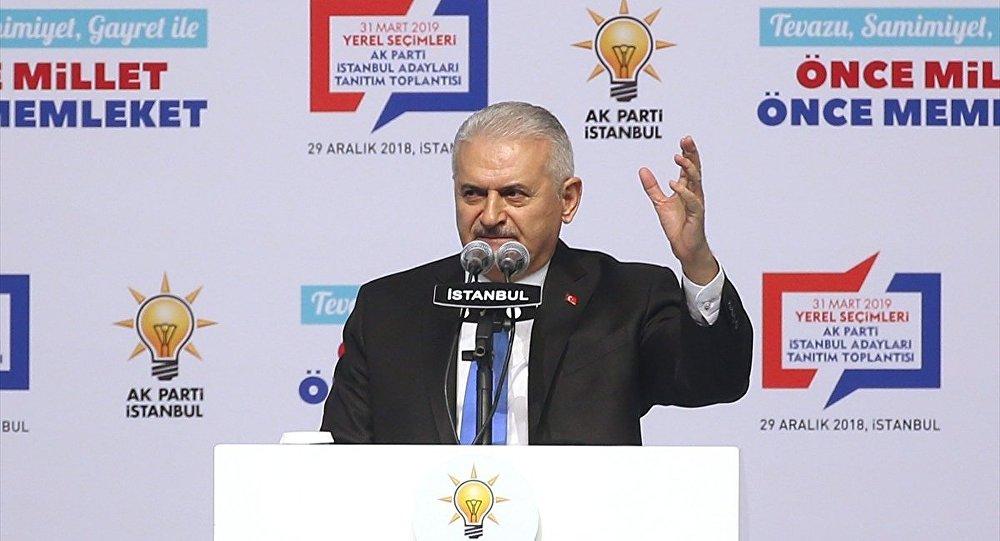 Yıldırım: Dünya Kupası'nı İstanbul'a getireceğiz