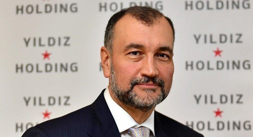 Murat Ülker'den yeni CEO açıklaması