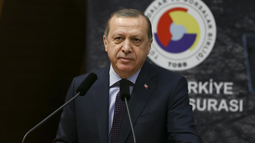 Erdoğan: Marketlerde halkımı sömürmeye devam edenler varsa hesabını sorarız