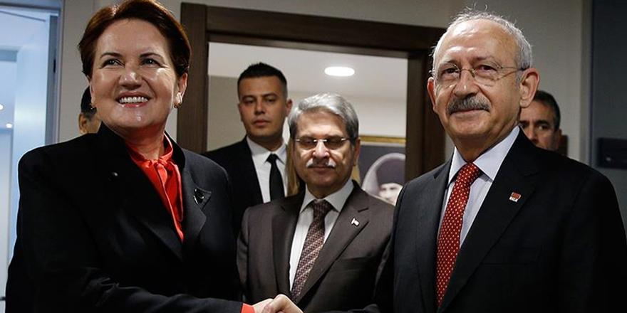 Akşener'den ilk açıklama: Kılıçdaroğlu'nun tavrı her türlü takdirin üzerindedir