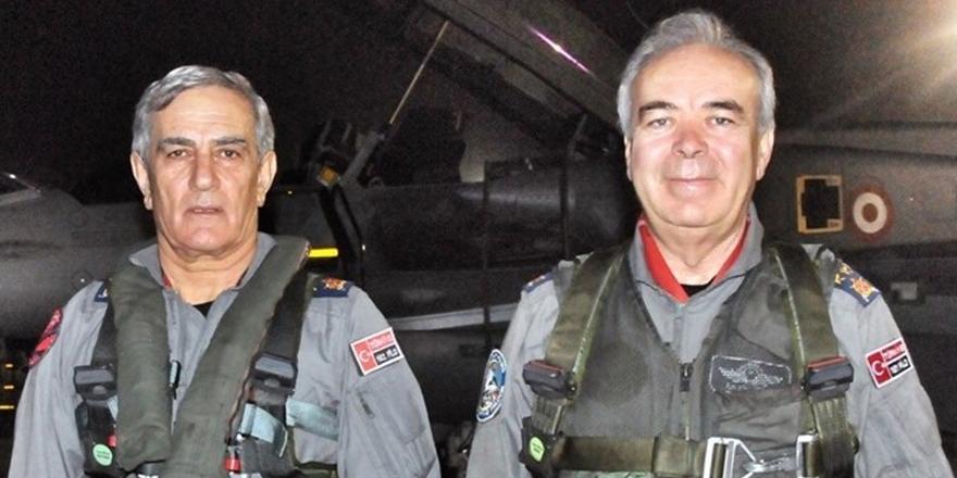Eski Hava Kuvvetleri komutanı Abidin Ünal'ın emir subayı FETÖ'cü çıktı