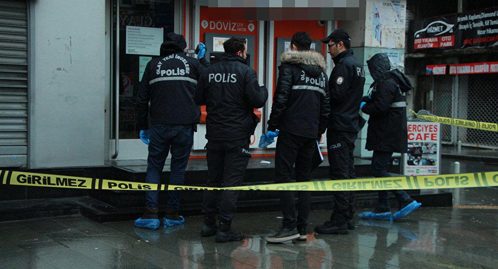 İstanbul'da borcunu ödeyemeyen müşteri, banka müdürünü vurdu