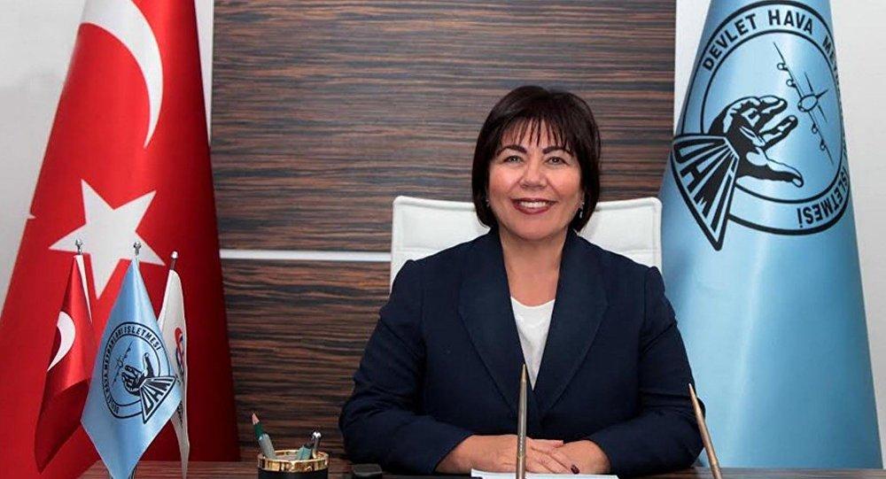 DHMİ Genel Müdürü Ocak görevinden ayrıldı
