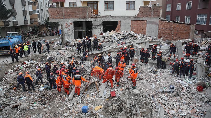 Kartal'da çöken binayla ilgili 2 tutuklama istemi