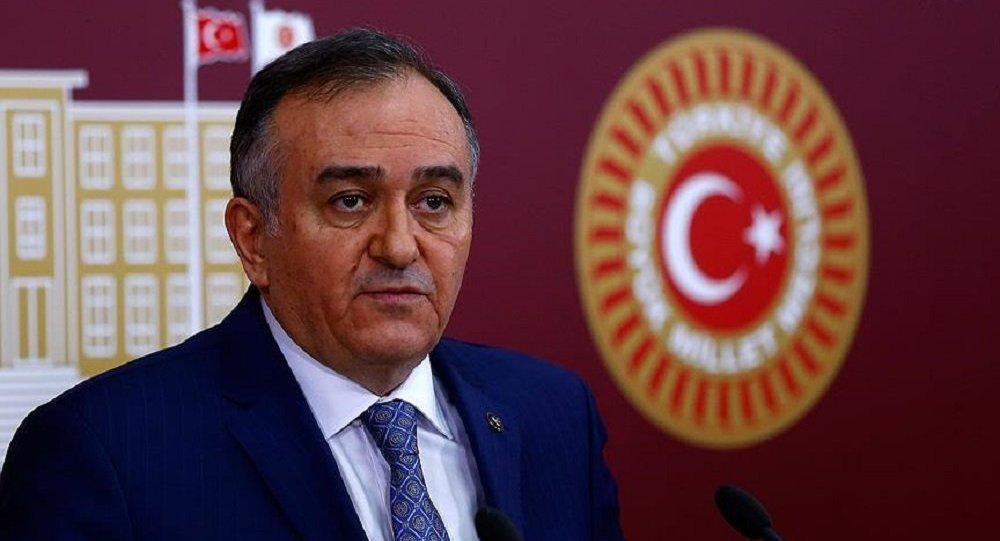 MHP'li Akçay: Temelli, HDP'nin Zillet ittifakı ortağı olduğunu resmen açıkladı