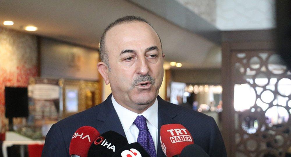 Çavuşoğlu: Kıbrıs etrafında iki gemiyle sondaja başlıyoruz