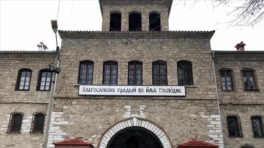 Bin yıllık manastırın keşiş odaları turistleri ağırlıyor