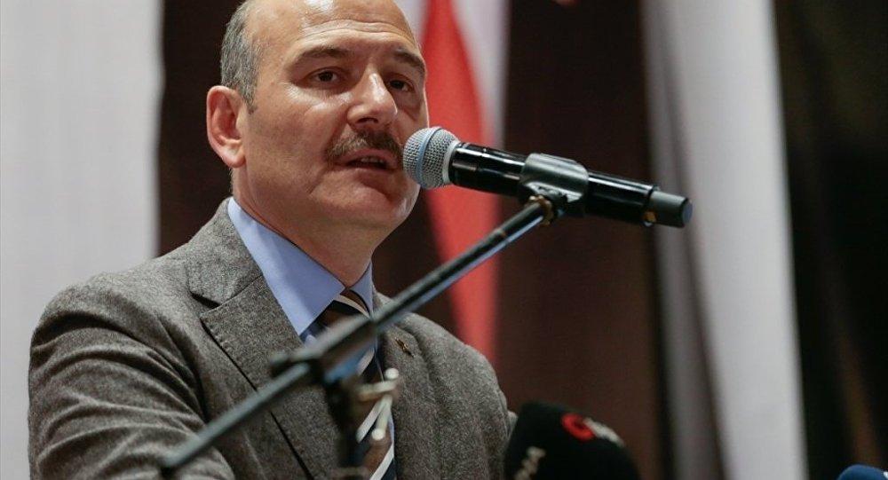 Soylu: İzmir'in meclis üyesi listelerine baksınlar